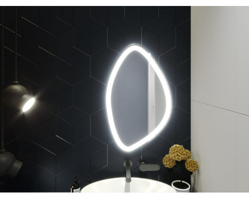 Зеркало в ванну комнату с подсветкой Васто